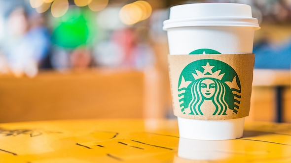 Starbucks wint Customer Passion Award 2015