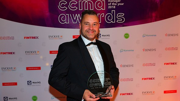 Rob Krijgsman is Manager of the Year 2018