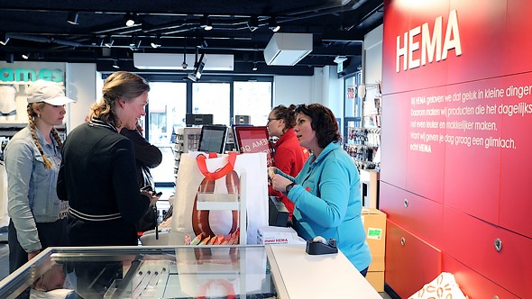 Hema creëert gepersonaliseerde customer journey