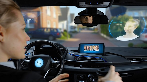De connected car als symbiose tussen mens en machine