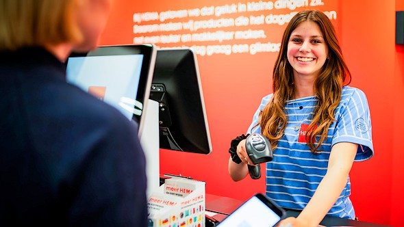 'HEMA transformeert naar data driven customer first bedrijf'