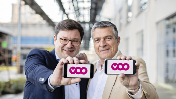 Cloud technologie als spil in VOO's customer care-thuiswerkafdeling