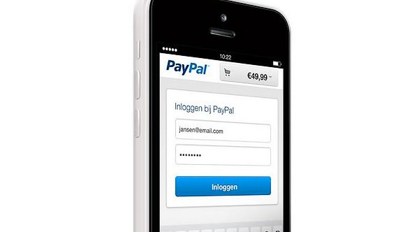 PayPal introduceert One Touch in Nederland