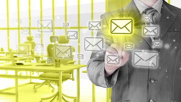 E-mail benchmark: b2b e-mails meest effectief