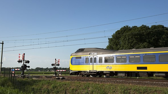 NS start pilot met feedback via app