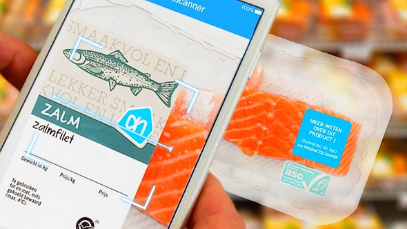 Albert Heijn biedt productinfo via augmented reality