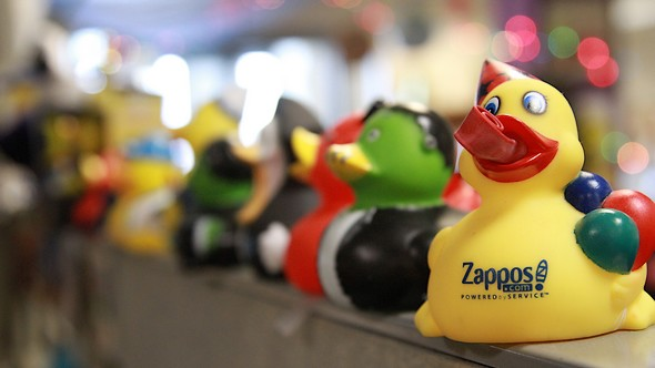 Zappos' customer servicestrategie in 9 stappen