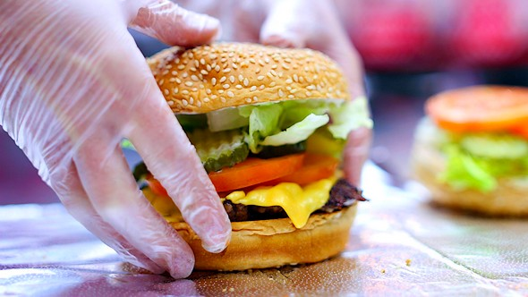 Burgerketen Five Guys waait over naar NL
